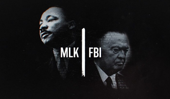 """MLK/FBI"" Interview with Director Sam Pollard"