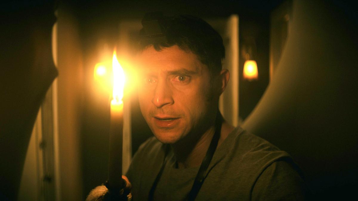 "Inside Supernatural Thriller ""The Vigil"""