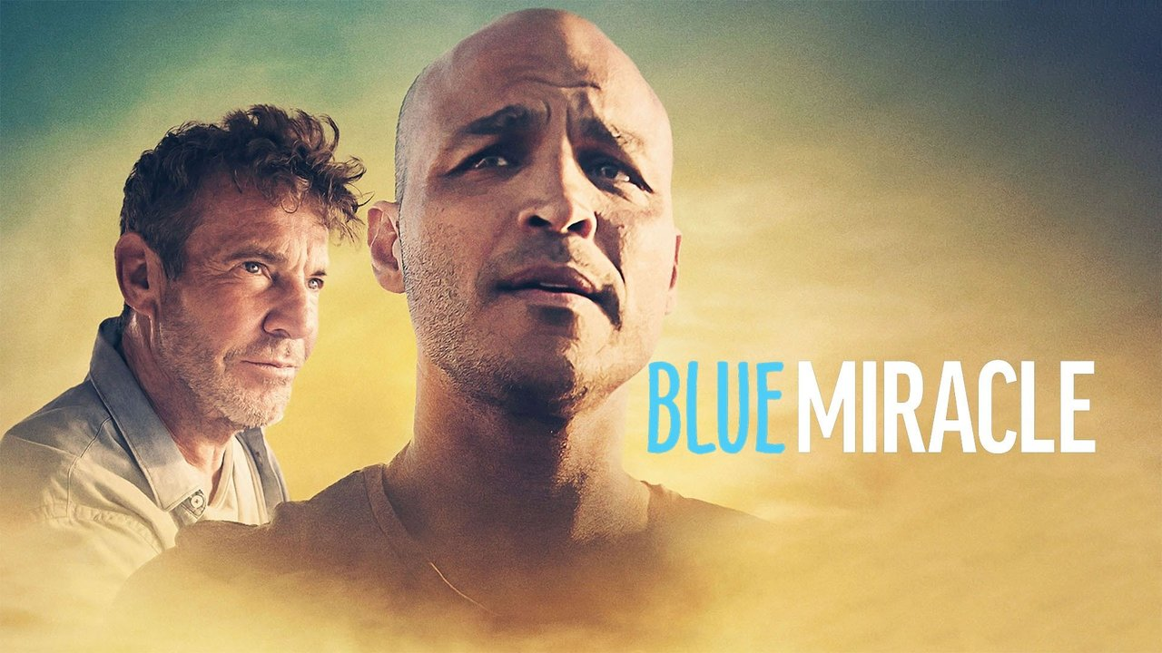 """Dennis Quaid & Jimmy Gonzales Talk About """"Blue Miracle"""""""