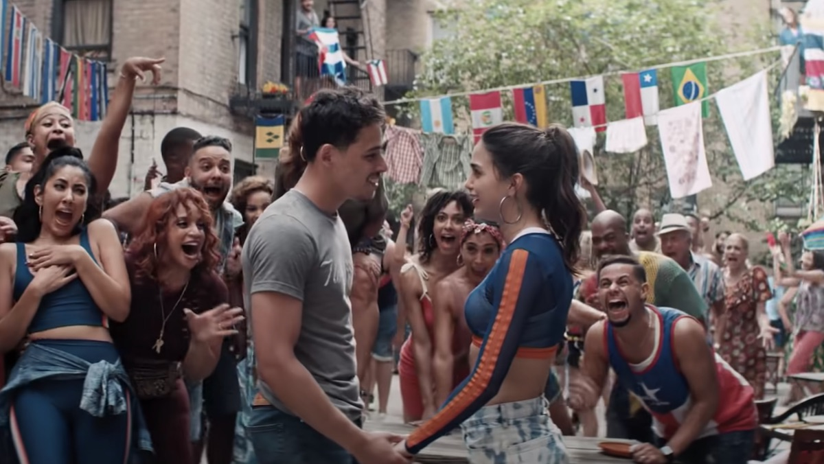 """Latest in Theaters and Streaming:  """"In the Heights"""" and """"Feel Good"""""""