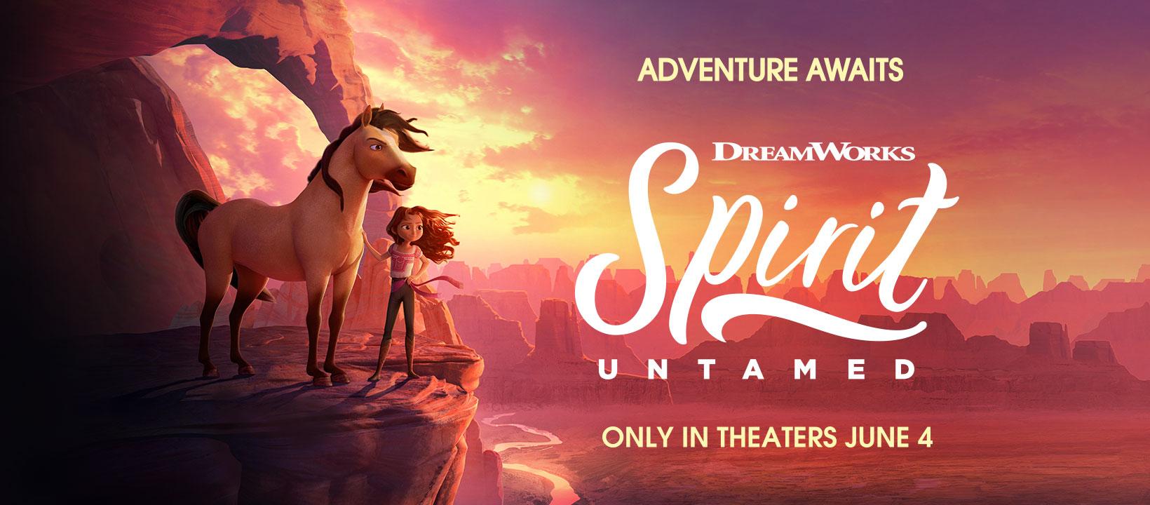 """""""Spirit Untamed"""""""