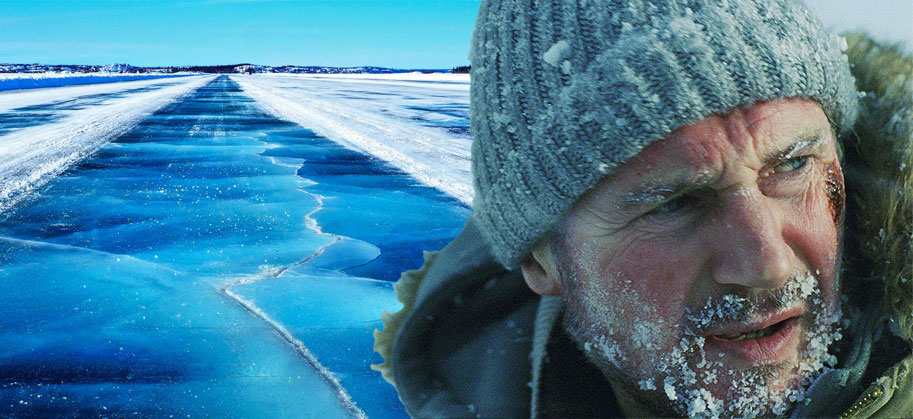 """""""The Ice Road"""" Interviews"""