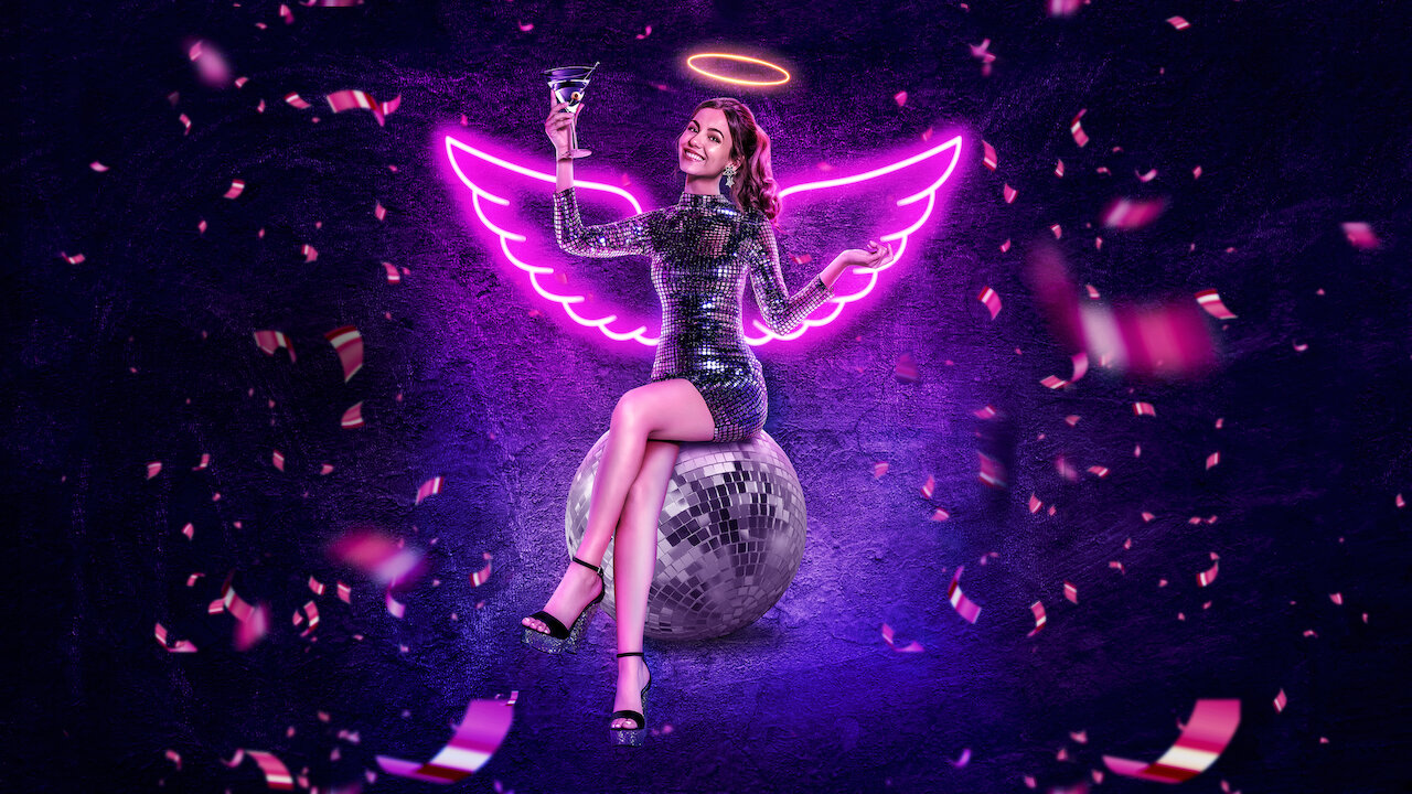 """Victoria Justice, Midori Francis Interview """"Afterlife of the Party"""""""