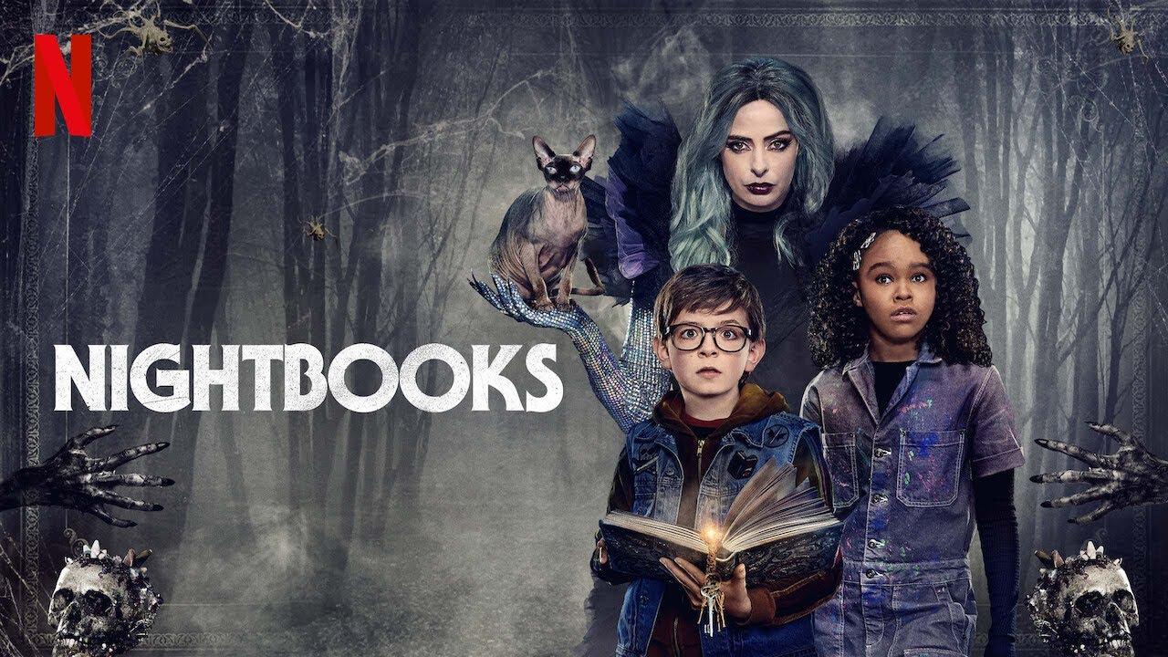 """Nightbooks"""
