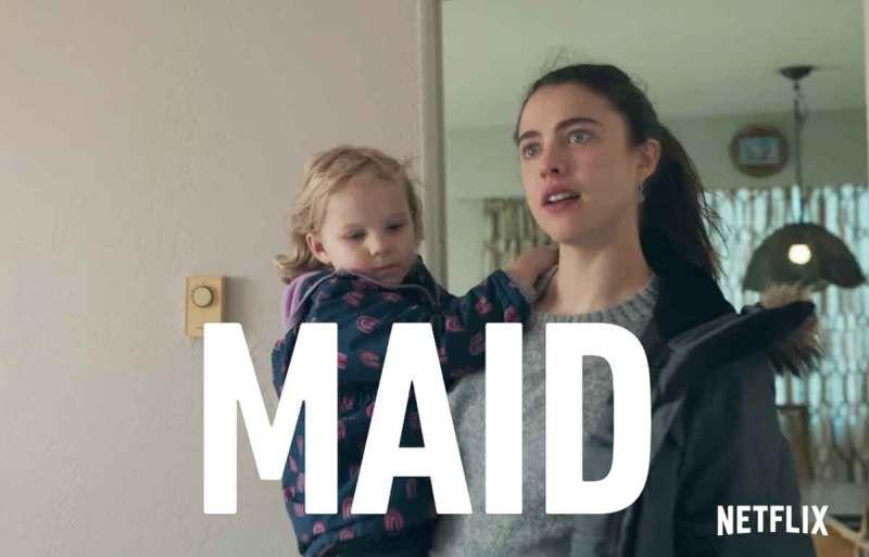 """The Many Saints of Newark,"" Netflix's ""Maid"""