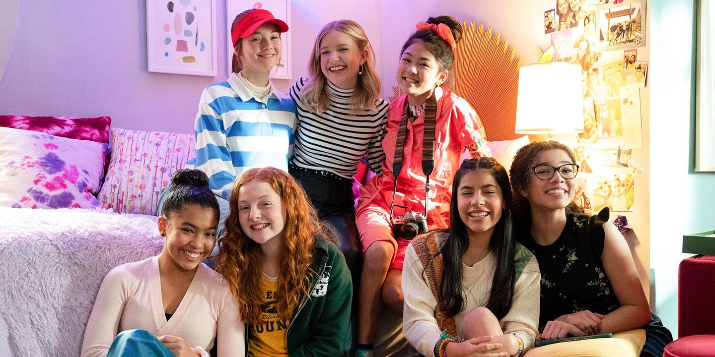 """""""The Baby-Sitters Club"""" Season 2 Cast Interviews"""