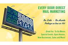 Every Door Direct Mail