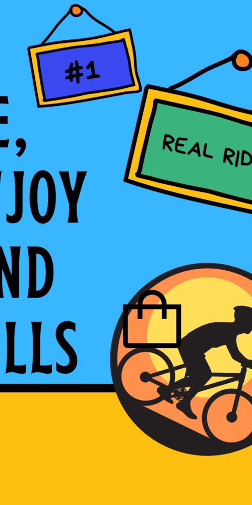 I can ride, study, enjoy Sydney and pay my bills