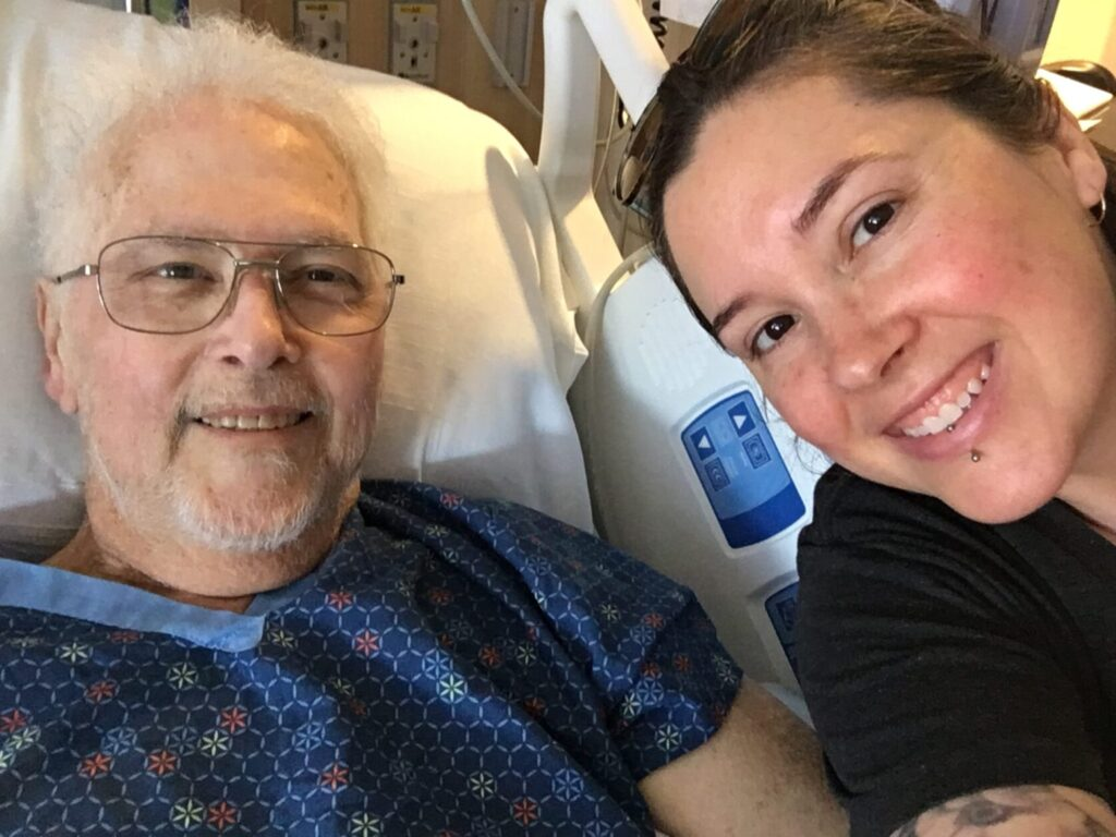 end of life care, daughter's duty