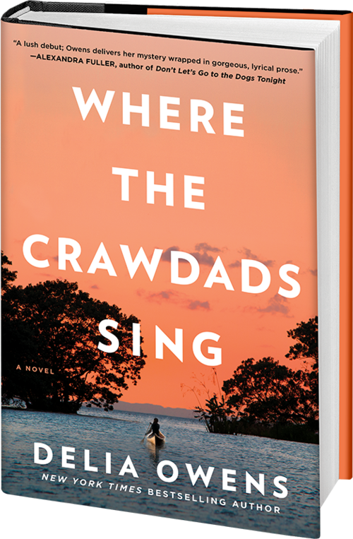 Where the Crawdads Sing, Book Review, Crawdads Book