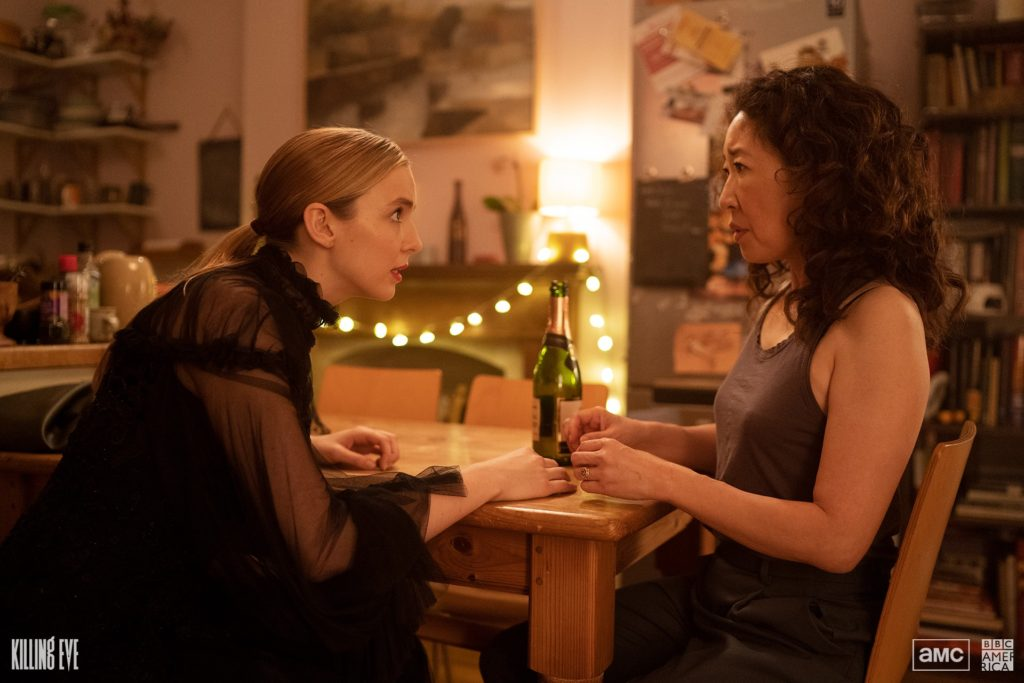 best series to binge watch, Killing eve
