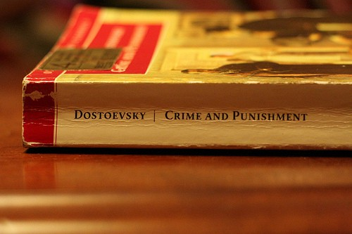 crime and punishment, book review