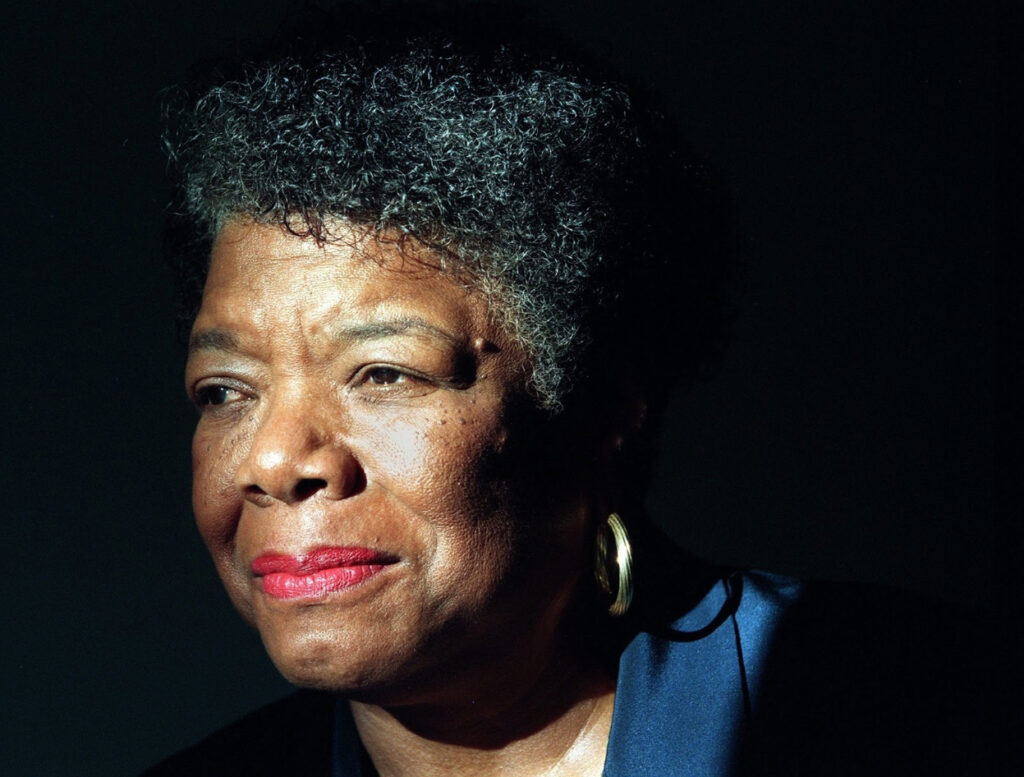 Quotes by black women, Maya Angelou