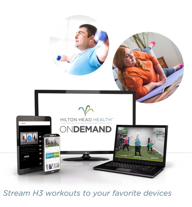 Hilton Head Health ONDEMAND Streaming