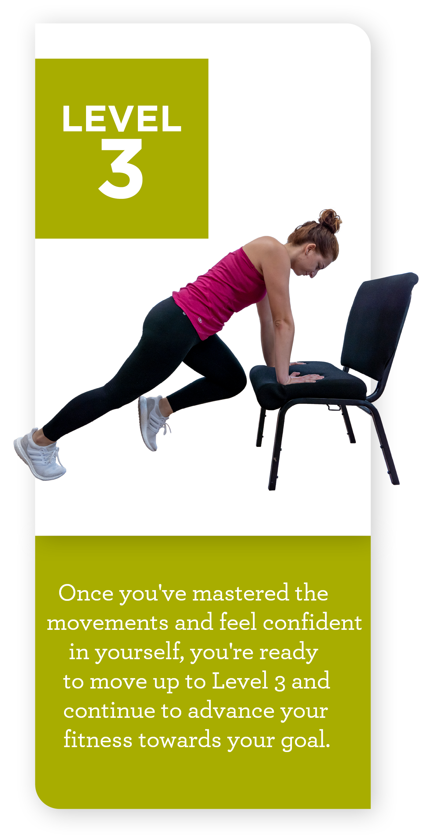 Level 3 Fitness