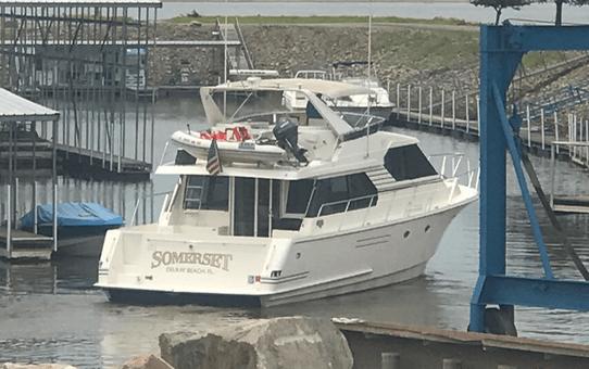 A Somerset yacht