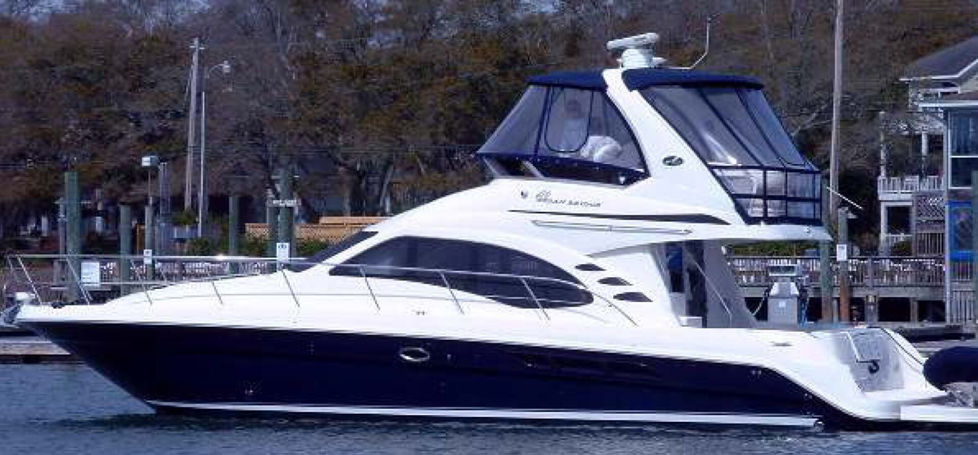 A South Bend 44 Seeray yacht