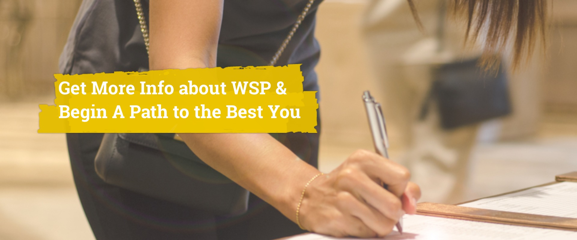 Request information about the WSP program