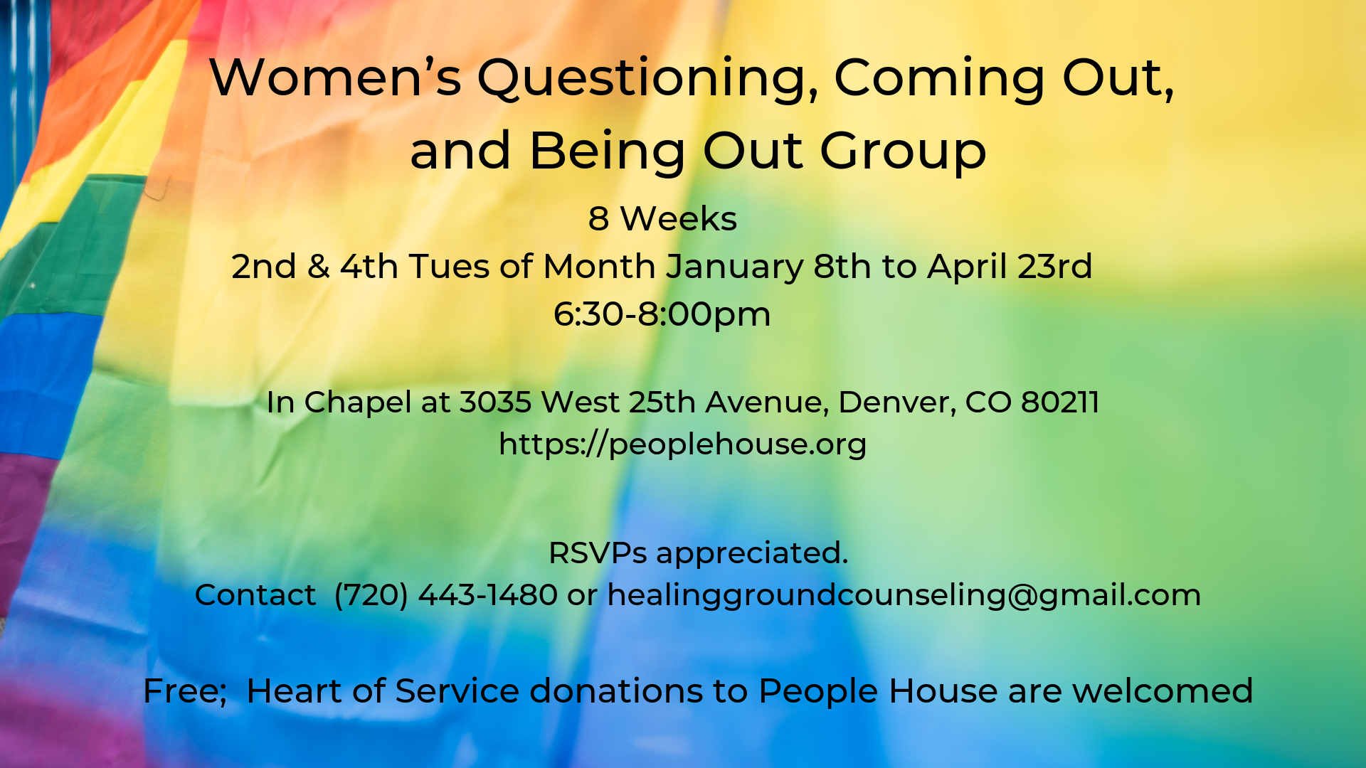 Lesbian Bisexual Queer Denver Counseling Group