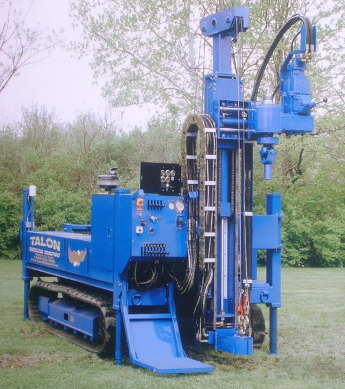 Talon Drilling Company Equipment Acker Soil XLS ATV