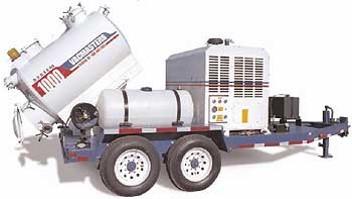 Talon Drilling Company Equipment Vacmasters System 1000