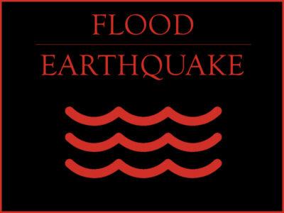 Flood Earthquake