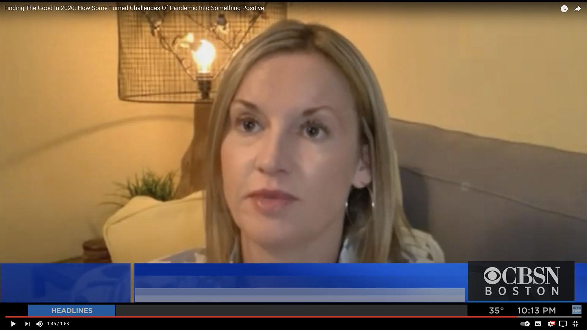 Featured on CBS News