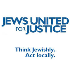 Jews United for Justice logo