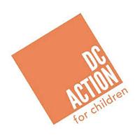 DC Action for Children Logo