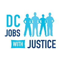 DC Jobs With Justice logo