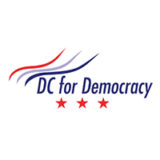 DC for Democracy logo