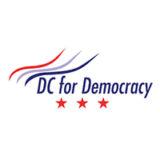 DC for Democracy logo