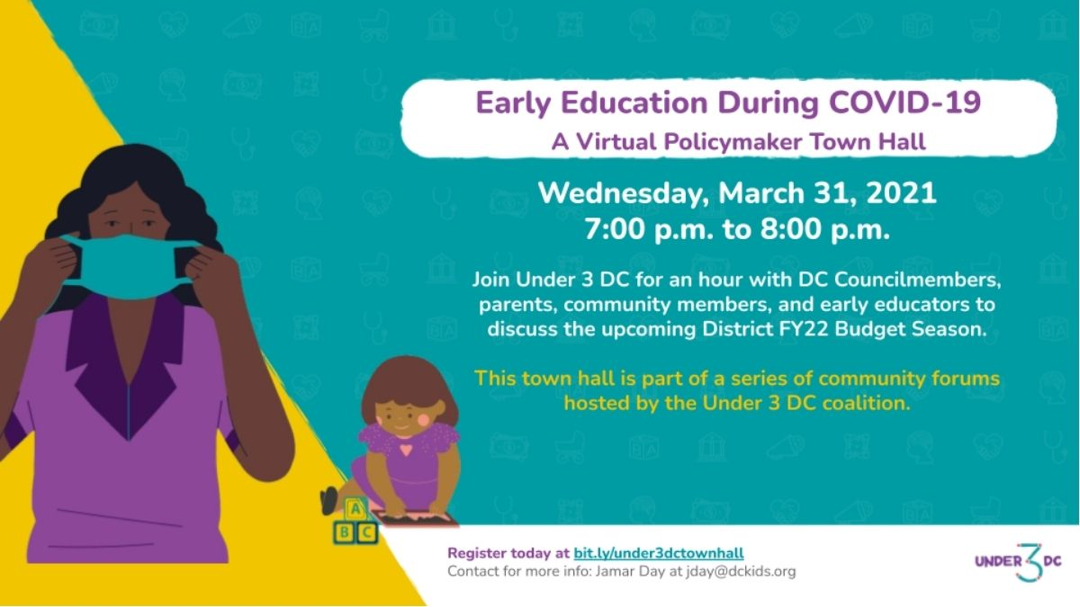 Early Education During COVID-19: A Virtual Policymaker Town Hall