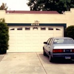 Custom Garage Door for Home in San Jose