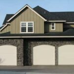Wood Flush Garage Doors