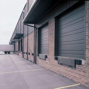 Commercial Garage Doors in the San Jose area