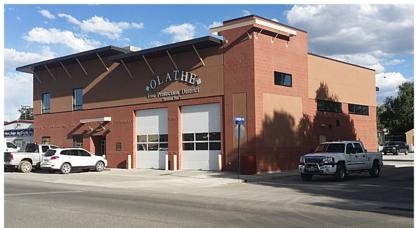 Olathe Fire Station