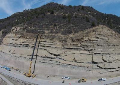 Paonia Rockfall Mitigation