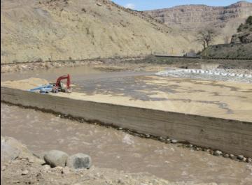 Price-Stubb Diversion Dam and Fish Passage