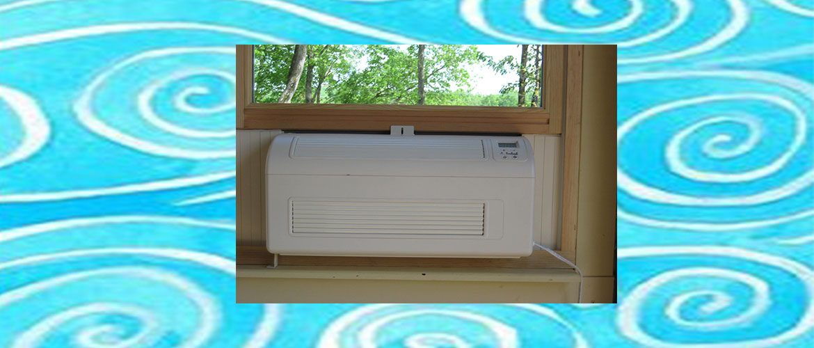 EcoBreeze smart window fan