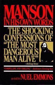 Charlie Manson book