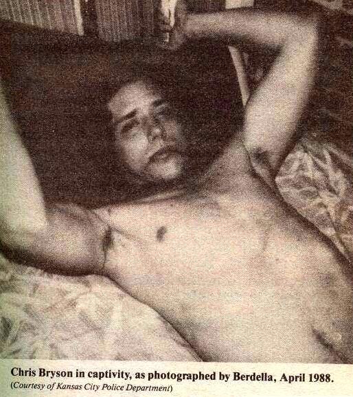 Robert Berdella victim Chris