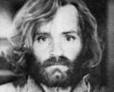 Charles Milles Manson