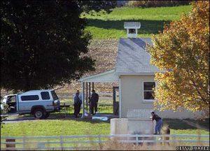 Amish schoolhouse massacre