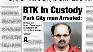 Dennis Rader Newspaper Article