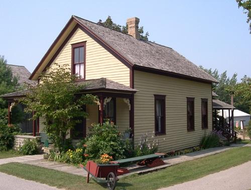 Burns Farm House