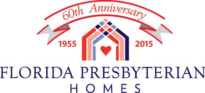 Florida Presbyterian Homes 60th anniversary logo