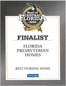 Best-of-Central-FLorida-2020-Finalist-Florida-Presbyterian-Homes
