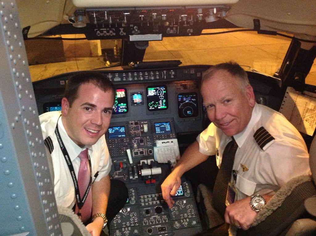 Two pilots.