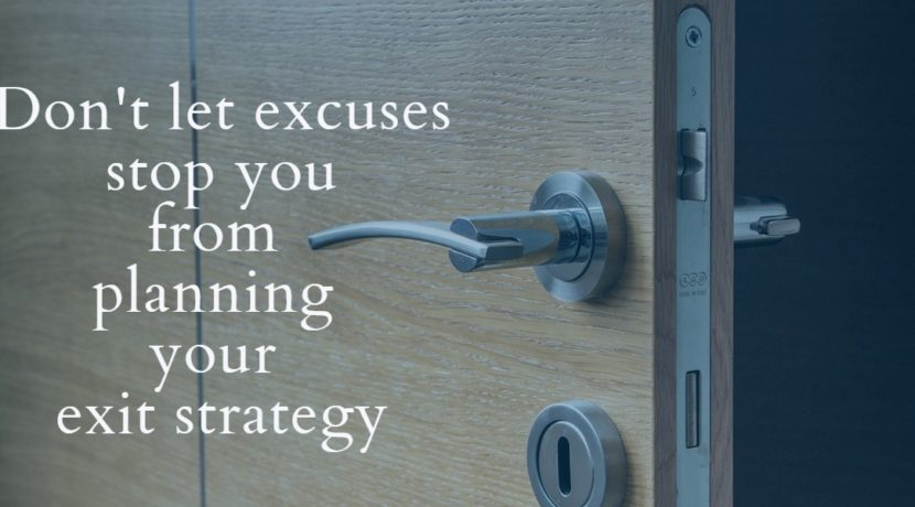 Exit Strategy Planning